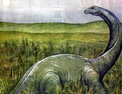 Анатозавр (Anatosaurus copei)